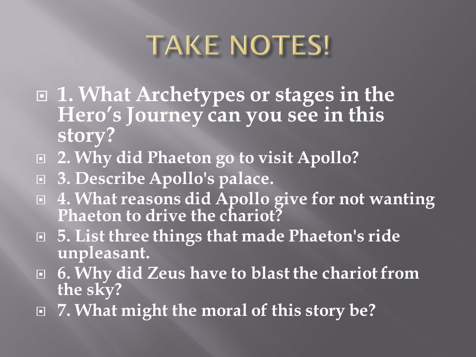  In the ancient Ethiopia there lived a lad by name of Phaeton.