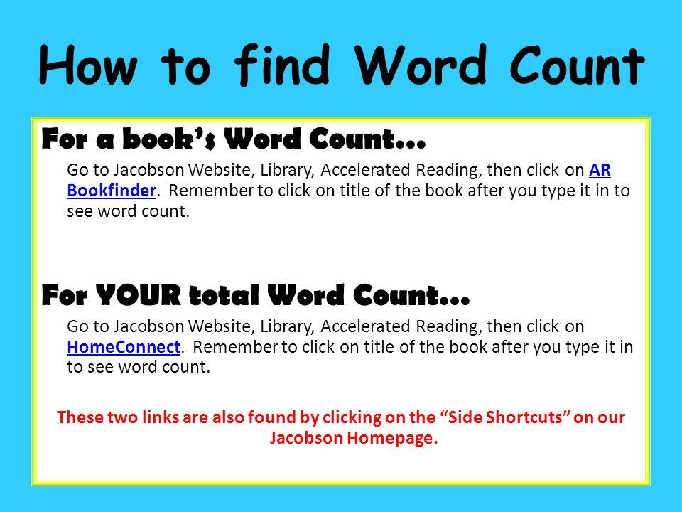 6 th Grade CATS 300,000 words 500,000 words 700,000 words 900,000 words 1,200,000 words 1,500,000 words 1,800,000 words 2,000,000 words