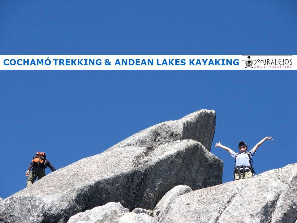 COCHAMÓ TREKKING & ANDEAN LAKES KAYAKING
