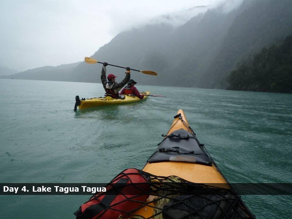 Day 4.Lake Tagua Tagua
