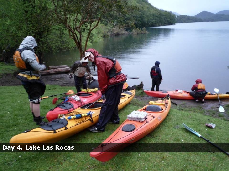 Day 4.Lake Las Rocas