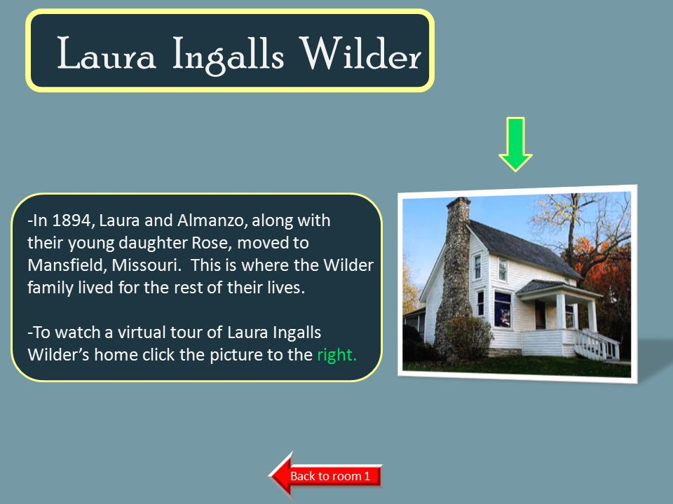 VIRTUAL MUSEUM OF NATIVE AMERICAN WOMEN DAILY LIFE FAMOUS WOMEN MATRILINEAL TRIBES CREATION MYTHS CURATOR INFORMATION Name of Museum Laura Ingalls Wil