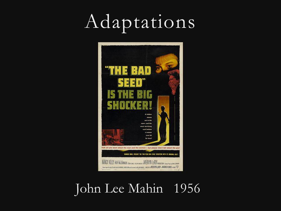 Adaptations John Lee Mahin 1956