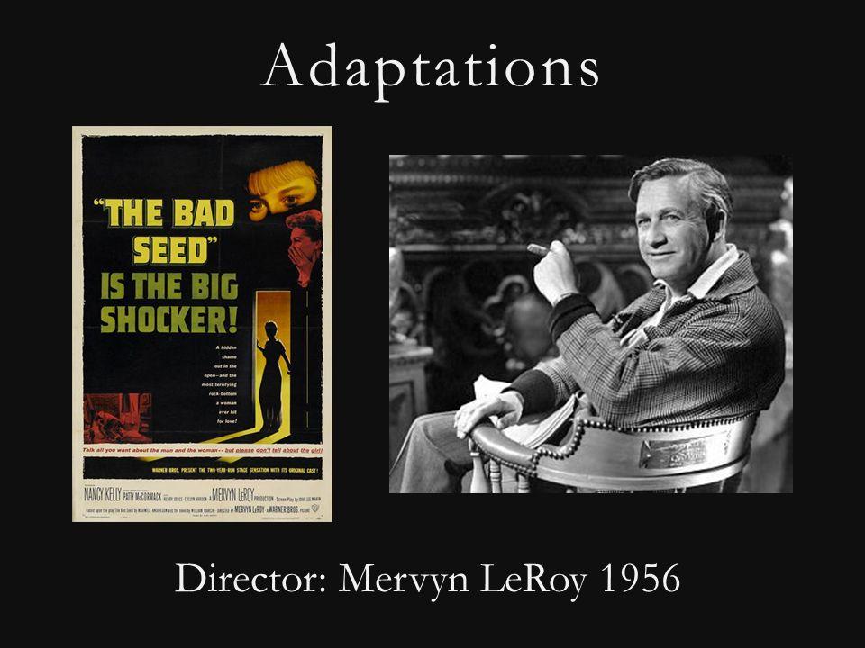 Adaptations Director: Mervyn LeRoy 1956