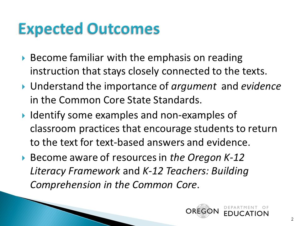  Become familiar with the emphasis on reading instruction that stays closely connected to the texts.