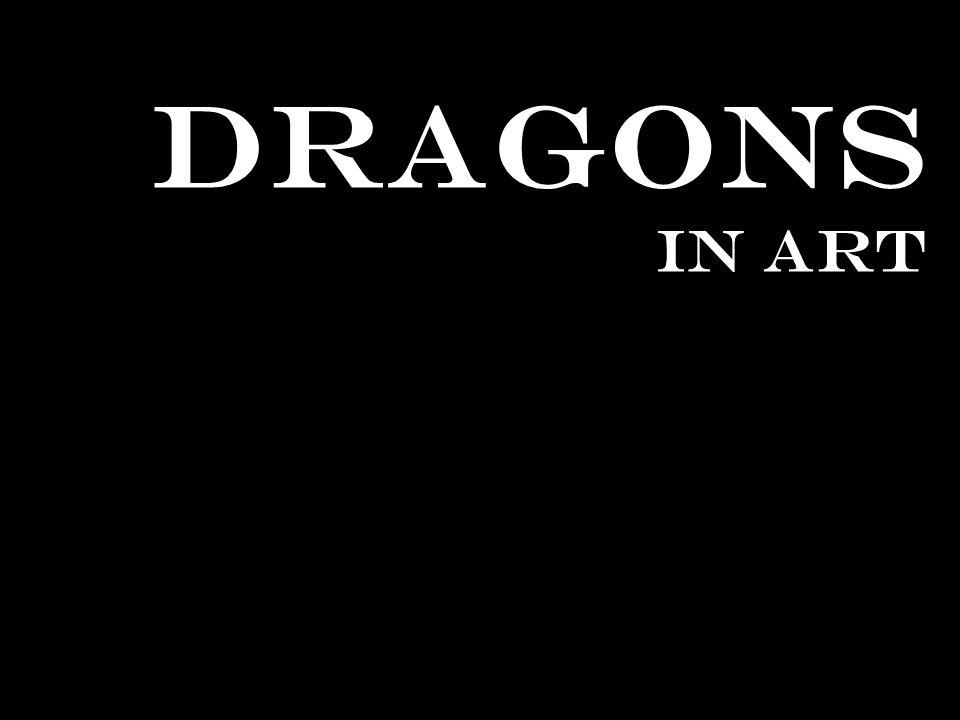 Dragons in Art