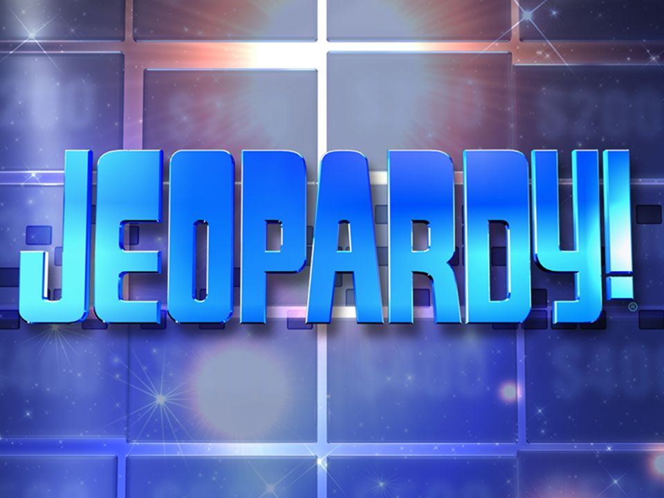 Ronald Reagan Jeopardy