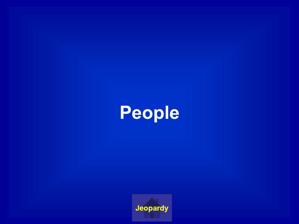 Joseph McCarthy Jeopardy