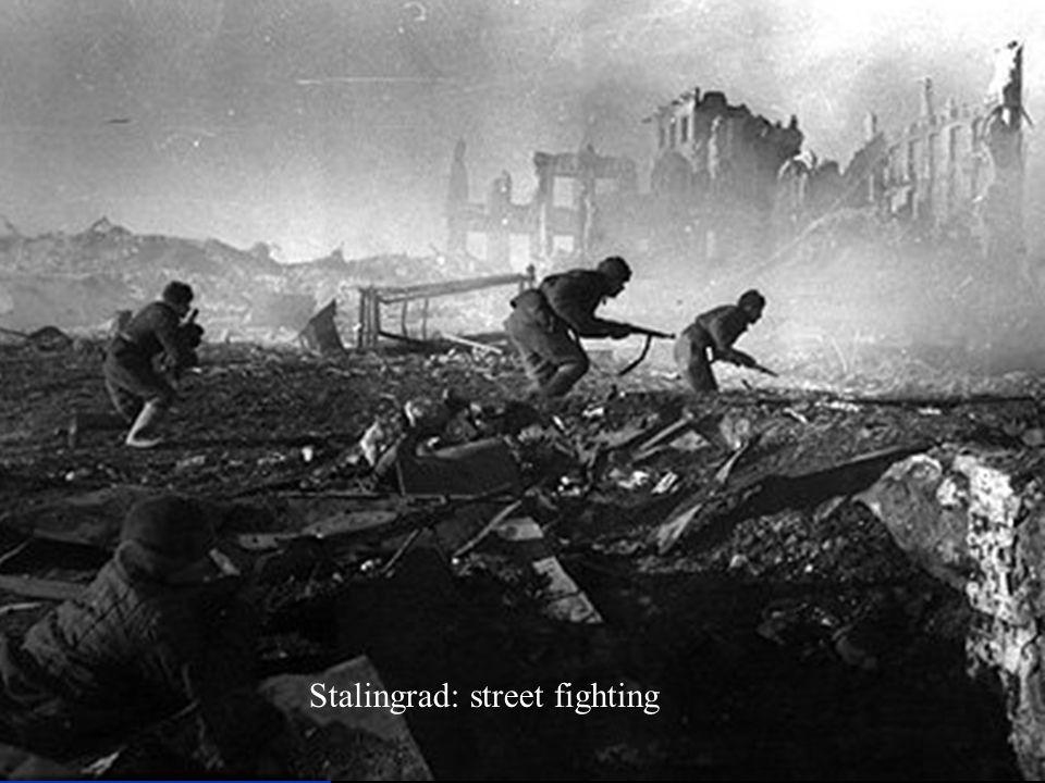 Stalingrad: street fighting