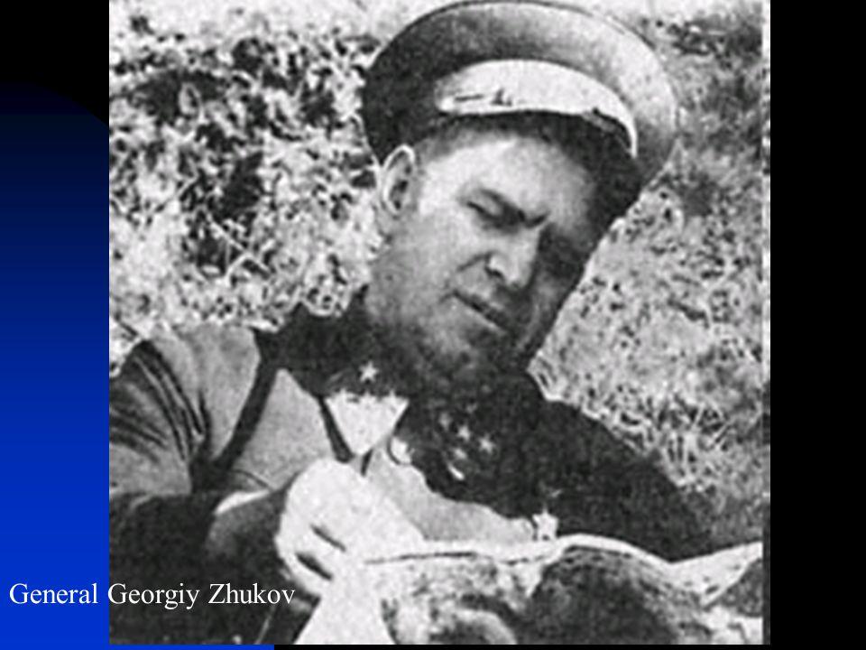 General Georgiy Zhukov