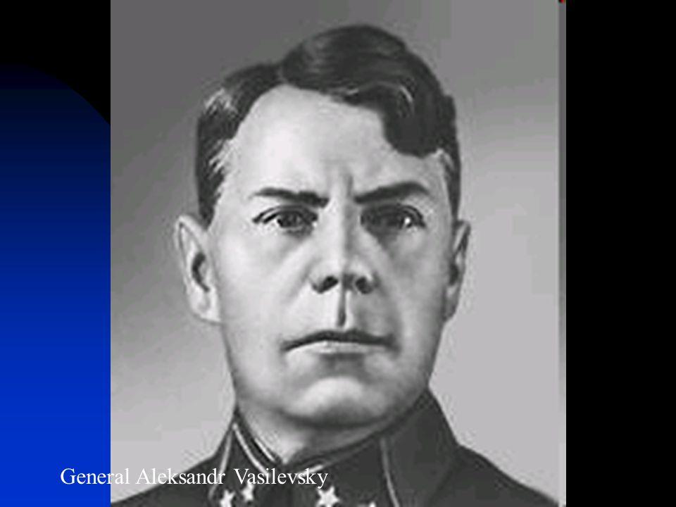 General Aleksandr Vasilevsky