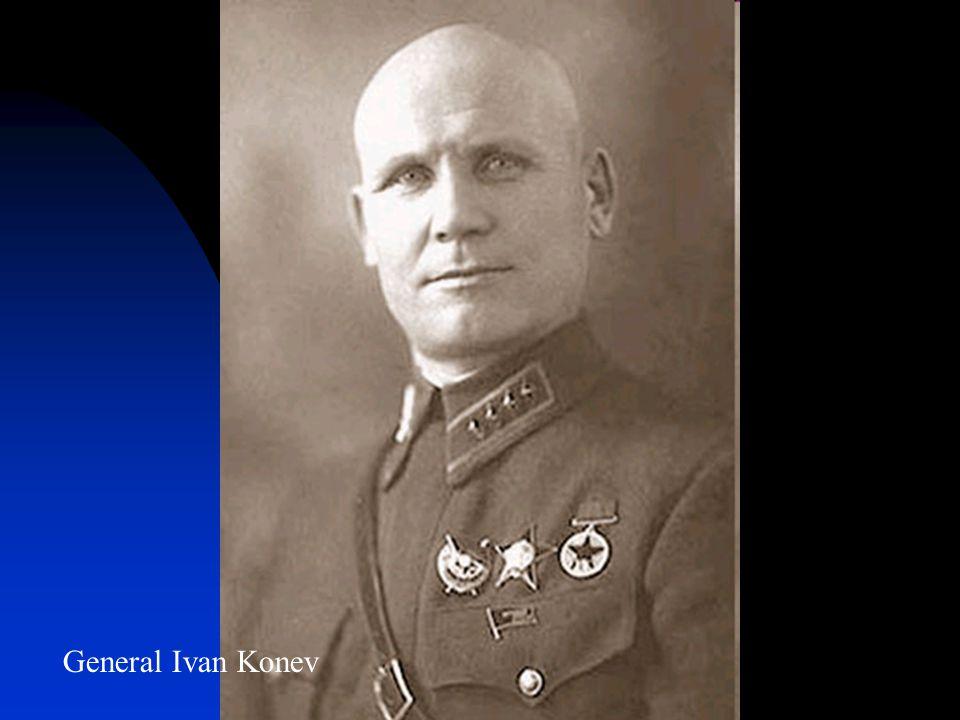General Ivan Konev
