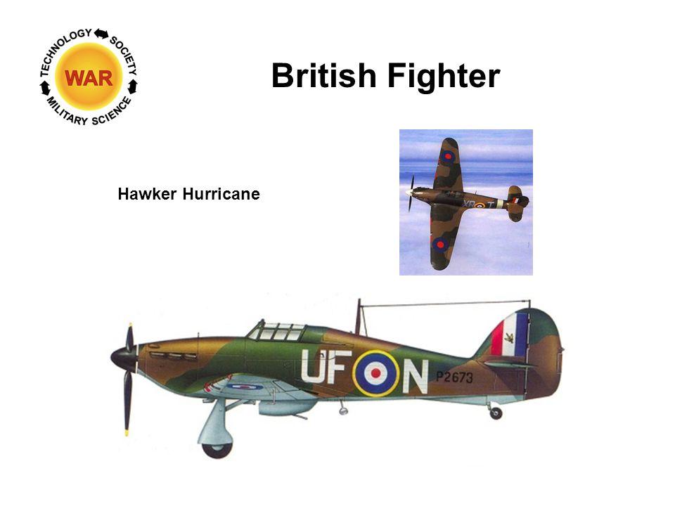 British Fighter Supermarine Spitfire