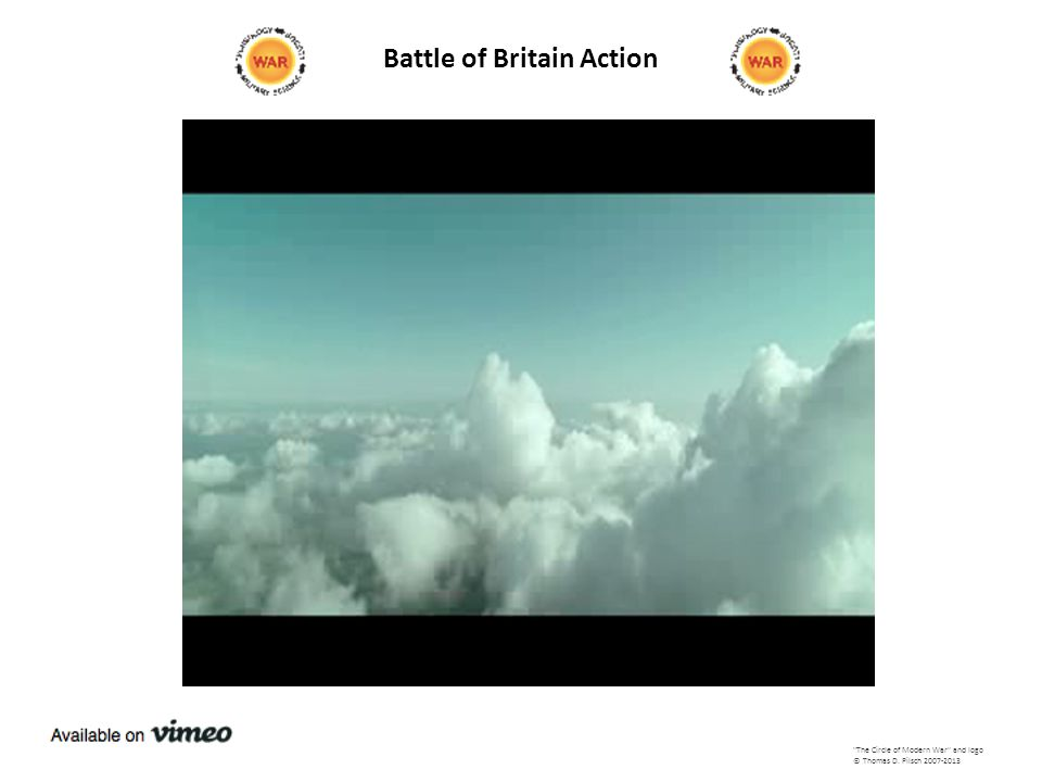 Climax September 15, 1940 September 15th is celebrated as Battle of Britain Day RAF Battle of Britain Memorial Flight