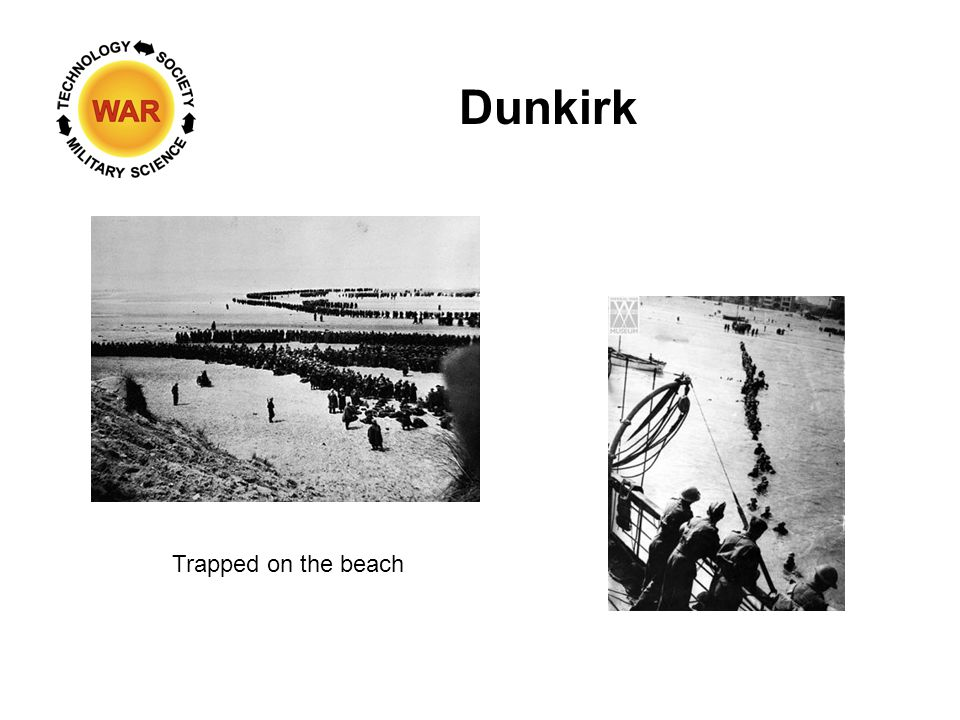 Dunkirk May 26-31, 1940