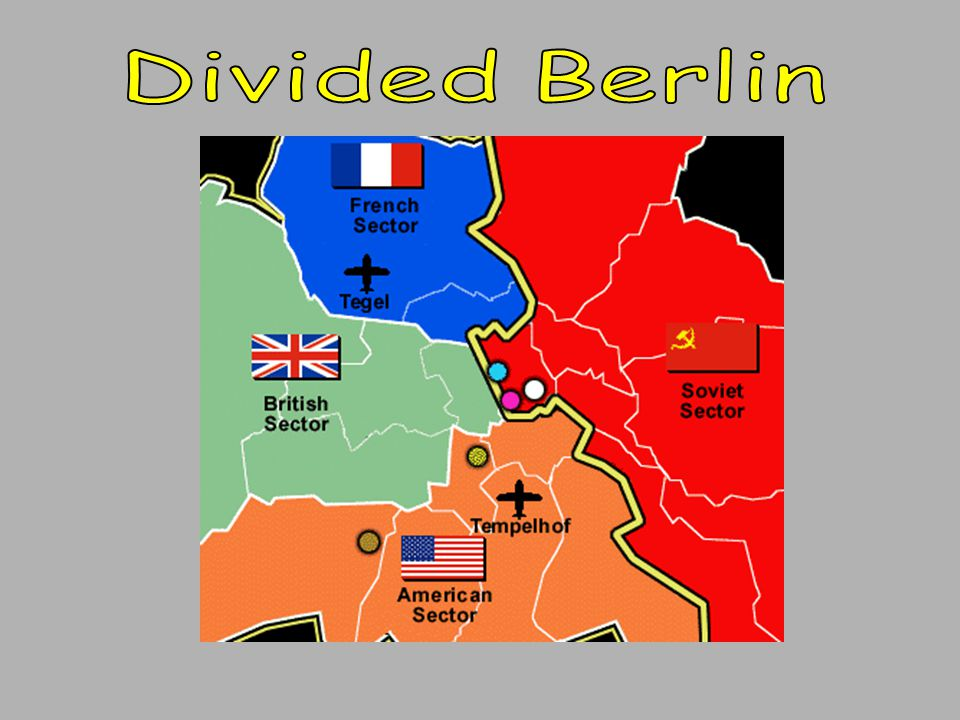 8. THE BERLIN WALL 1961-1989