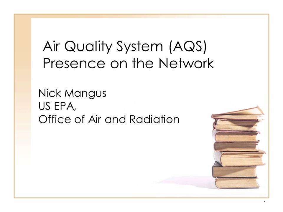 2 Topics for Today: Progress & Plans AQS Submission –Node Flow –Schemas –Automation Data Publishing plans Grants Communications