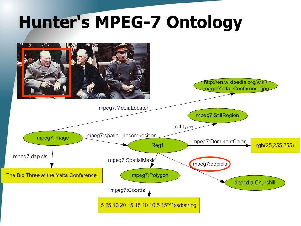 Hunter's MPEG-7 Ontology