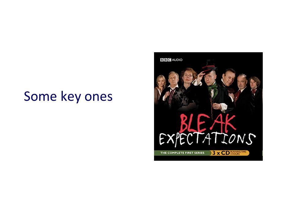 Some key ones