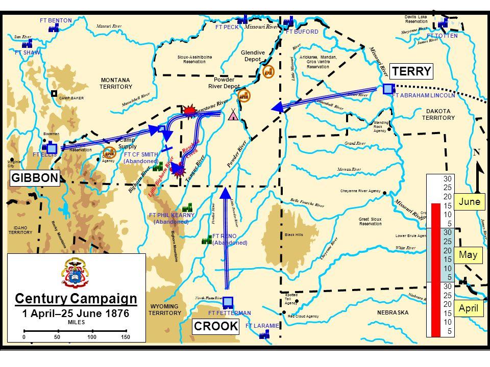 Nez Perce Apache Sioux Modoc Modoc Indian Wars Apache 1871-75 Red River War 1874-75 Sioux War 1876 Cheyenne/Arapaho Kiowa/Comanche Colville Walla Steilacoom Vancouver Klamath Churchill Halleck Douglas Bridger Laramie D.A.
