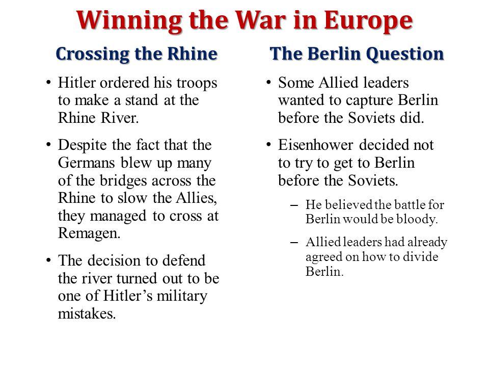 The De-Colonization of European Empires