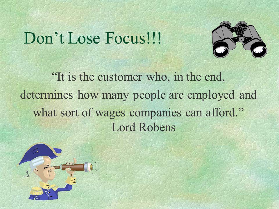 Don't Lose Focus!!.