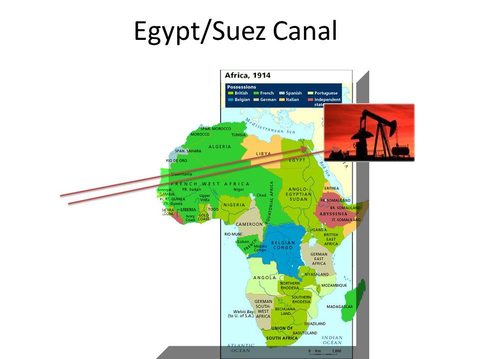 Egypt/Suez Canal