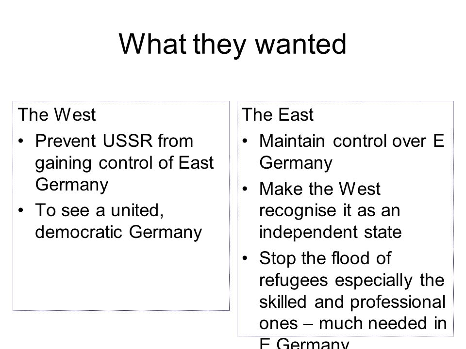 Focus on refugees from East Germany or East Berlin to West 1949-129,245 1951- 165,648 1953- 331,390 1955- 252,870 1957- 261,622 1959- 143,917 1961- 20