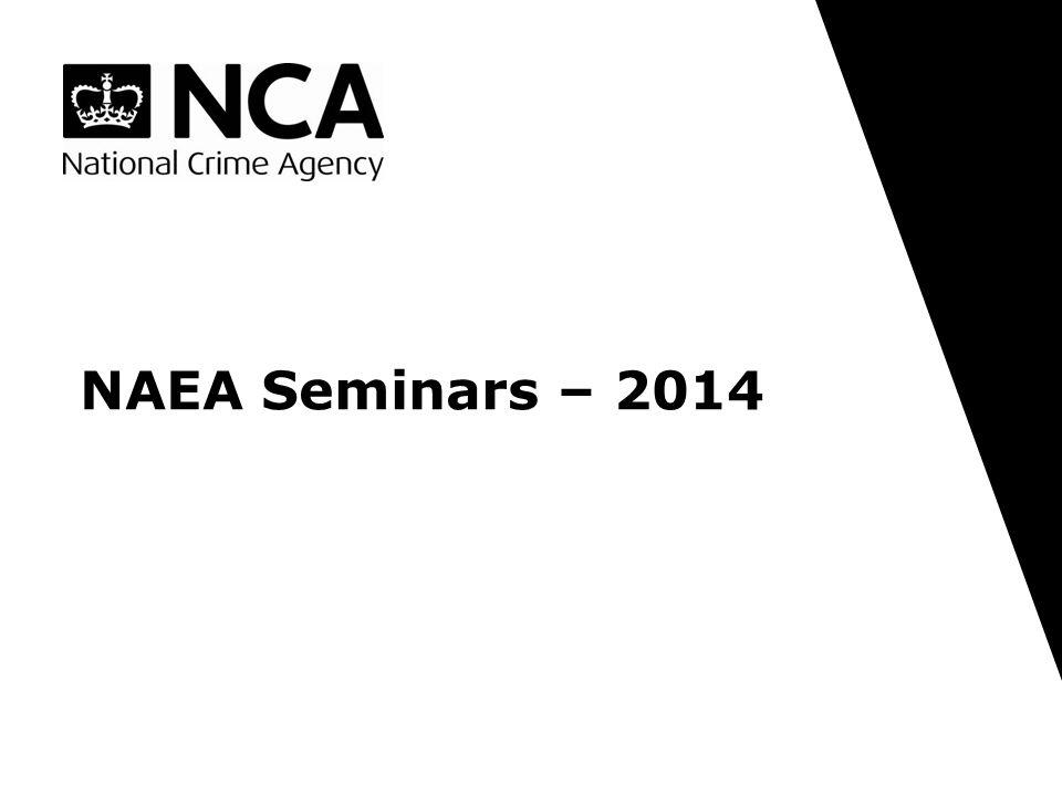 NAEA Seminars – 2014