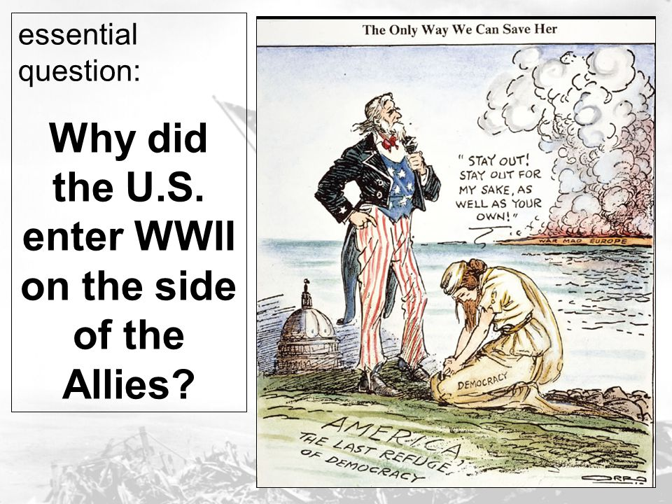 isolationists argue against interventionists U.S.