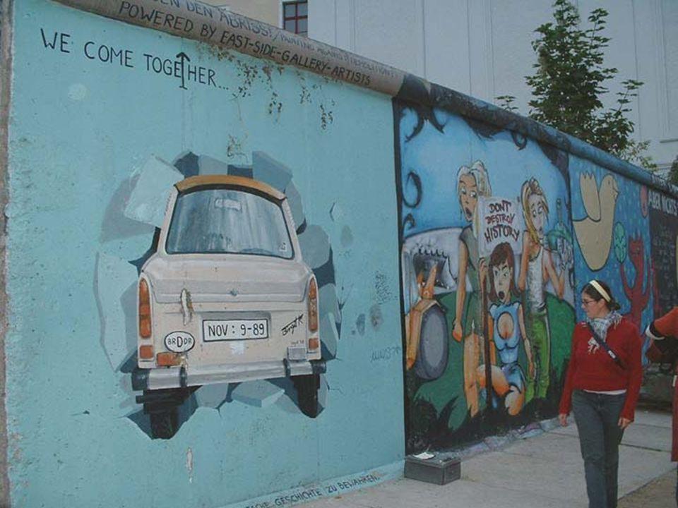 21 Berlin Wall