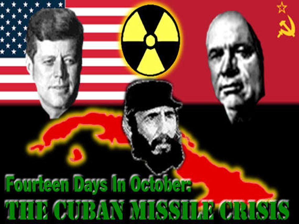 THE COLD WAR BECOMES A HOT WAR CUBA, KOREA, & VIETNAM 34