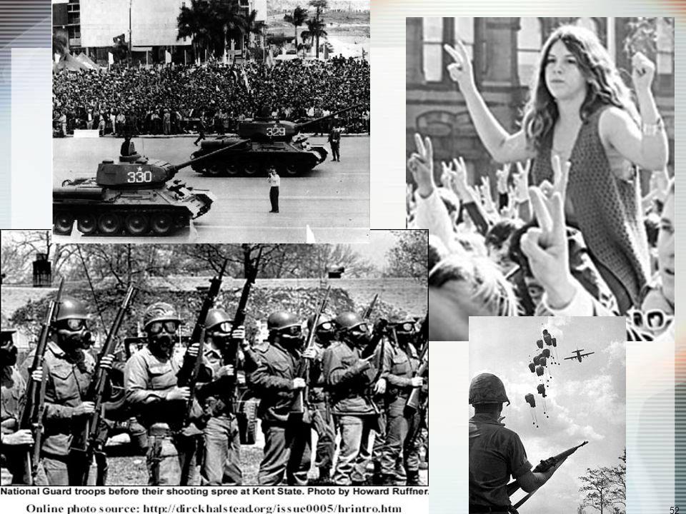 Vietnam War was a Conflict, Not a War –500,000 U.S.
