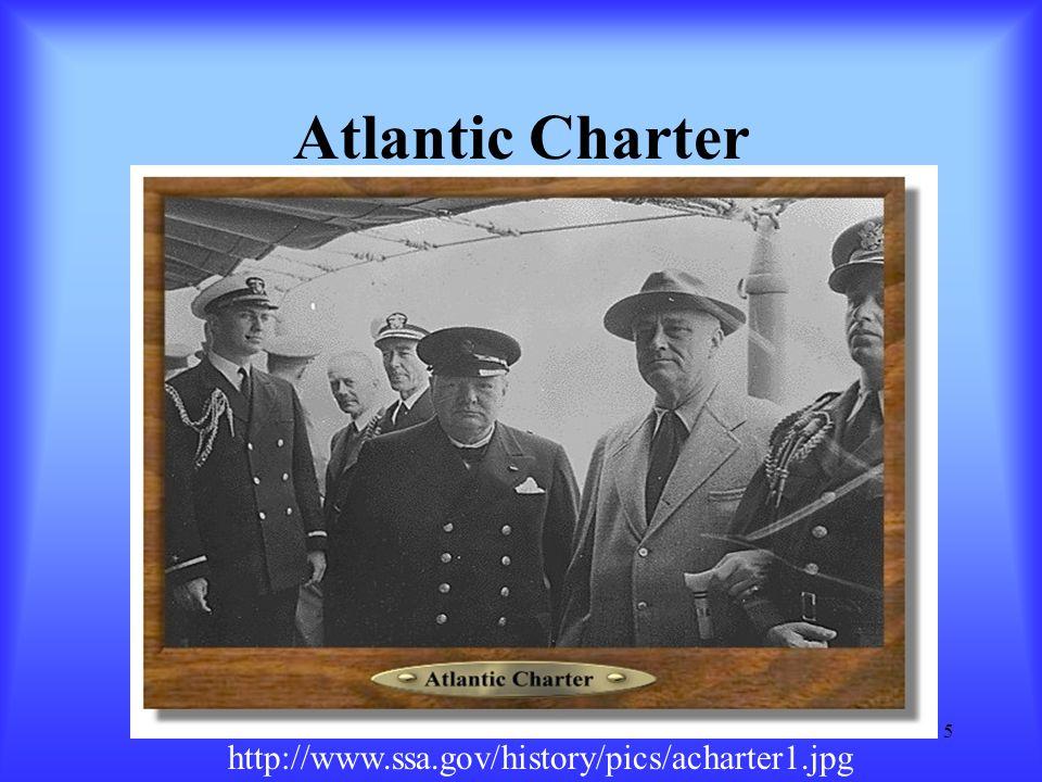 5 Atlantic Charter http://www.ssa.gov/history/pics/acharter1.jpg