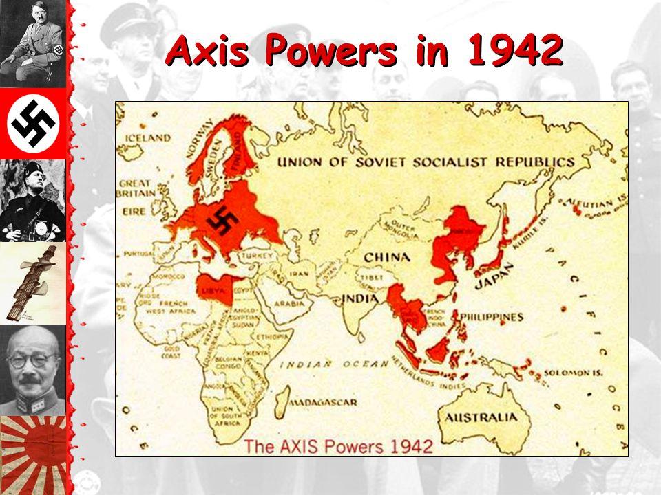 "Allied Strategy: ""Island-Hopping"""