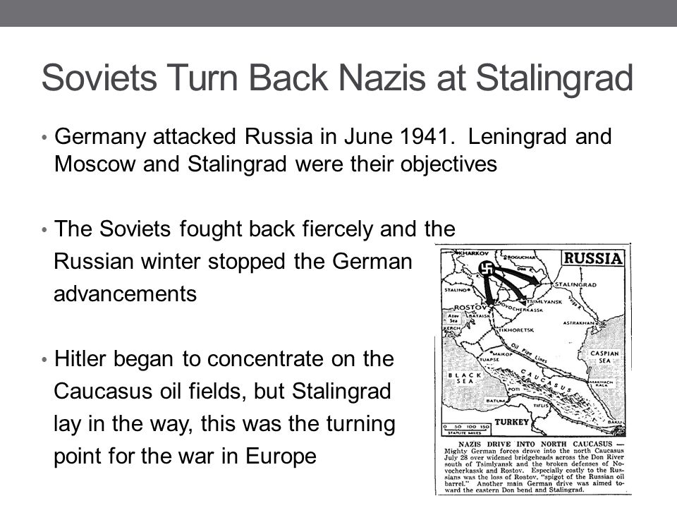 Allies Advance In 1944 the Allies liberated Paris, Hitler had ordered his generals to destroy the French Capital, but they disobeyed him As a feeling of hopelessness fell over Germany, Rommel and other leading generals plotted to overthrow Hitler, on July 20 th 1944 a bomb was planted at his headquarters but Hitler survived