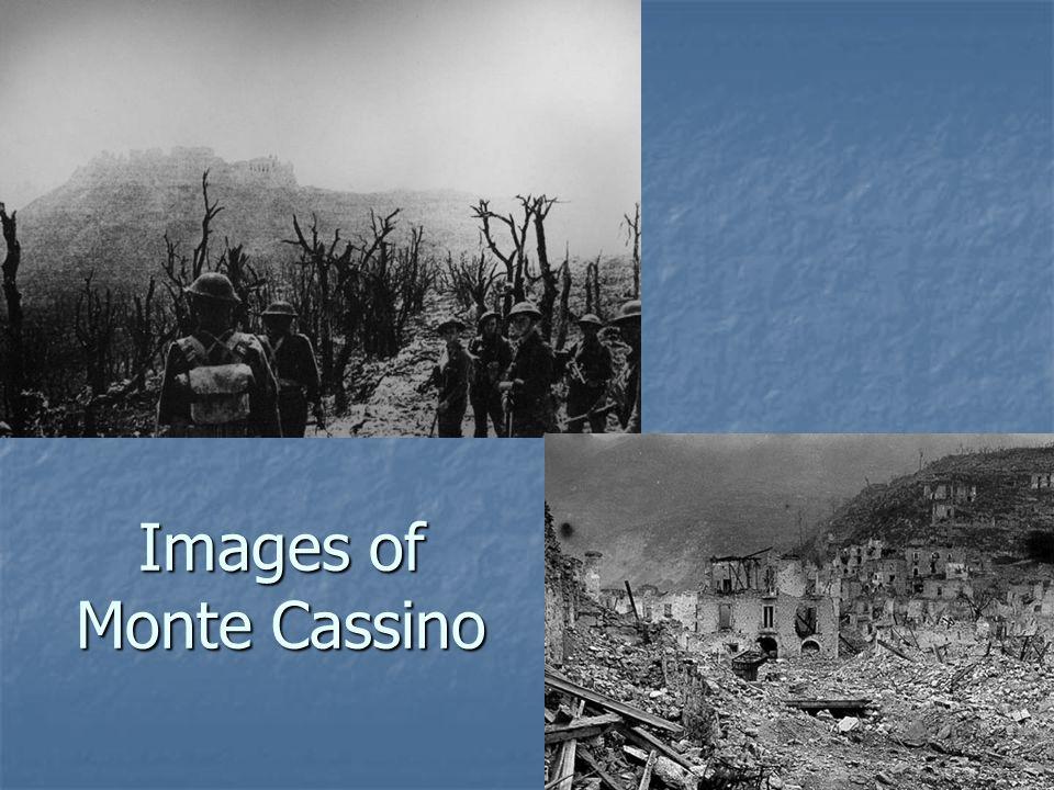 Images of Monte Cassino