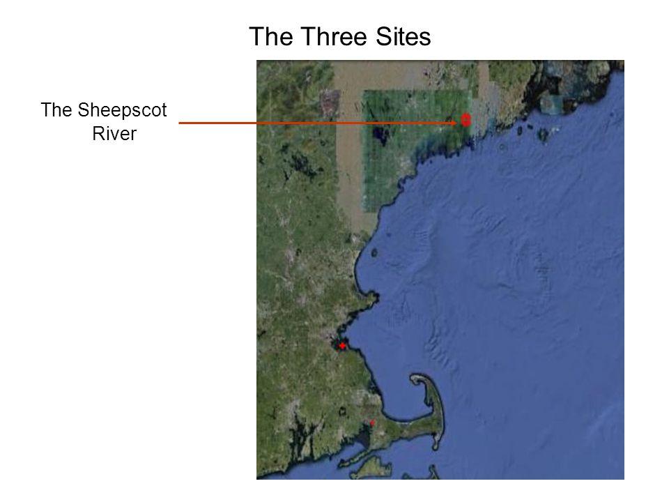 Maine DMR Side-Scan Survey April 5,2011