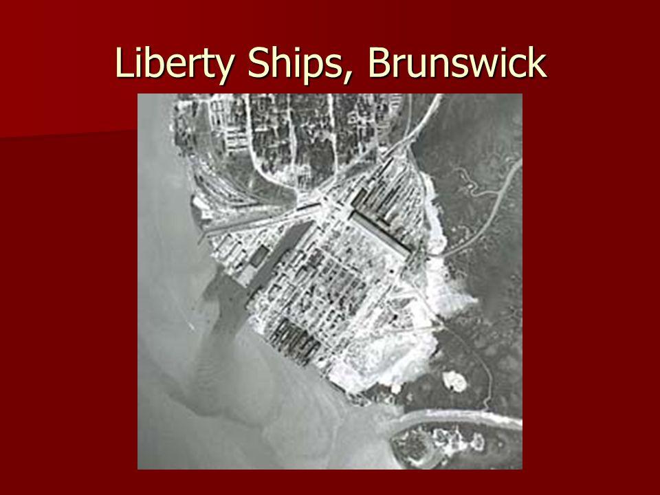 Liberty Ships, Brunswick