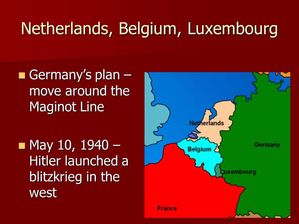 France Surrenders June 22, 1940 June 22, 1940 France surrendered to Germany France surrendered to Germany Germany installed a puppet government Germany installed a puppet government