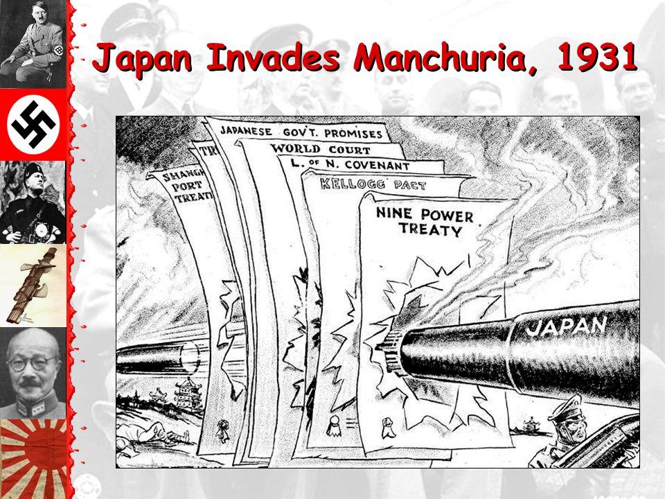 The Manchurian Crisis, 1931