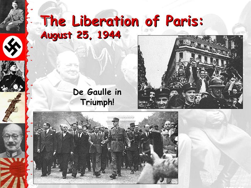 July 20, 1944 Assassination Plot 1. Adolf Hitler 2.