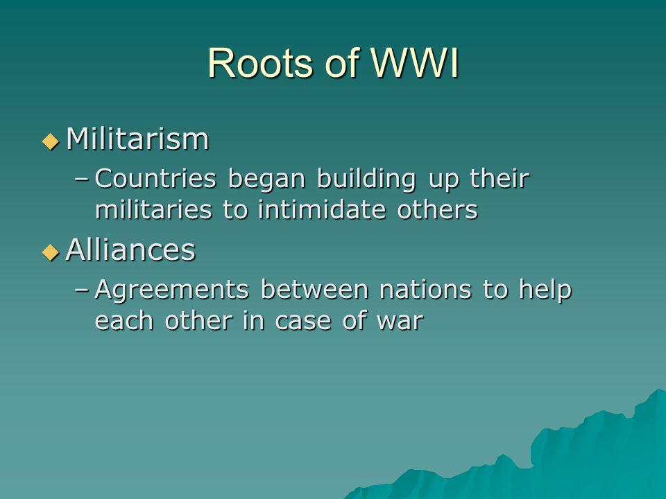 US Involvement  US had remain neutral until December 7, 1941 attack on Pearl Harbor –US declares war  Allies –United States –Britain –Soviet Union/Russia  Hitler invades Soviet Union