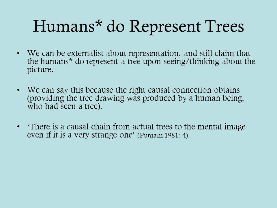 TREE HUMANS HUMANS* TREE DRAWING