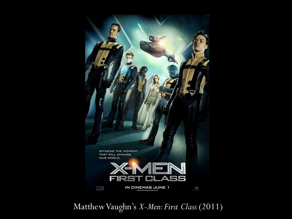 Matthew Vaughn's X-Men: First Class (2011)
