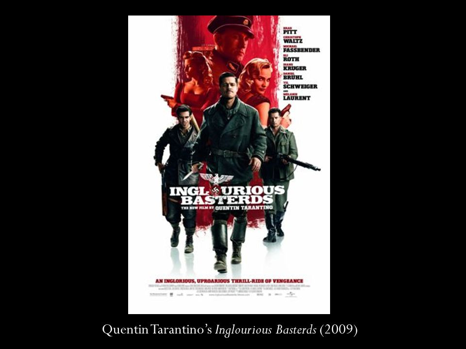 Quentin Tarantino's Inglourious Basterds (2009)