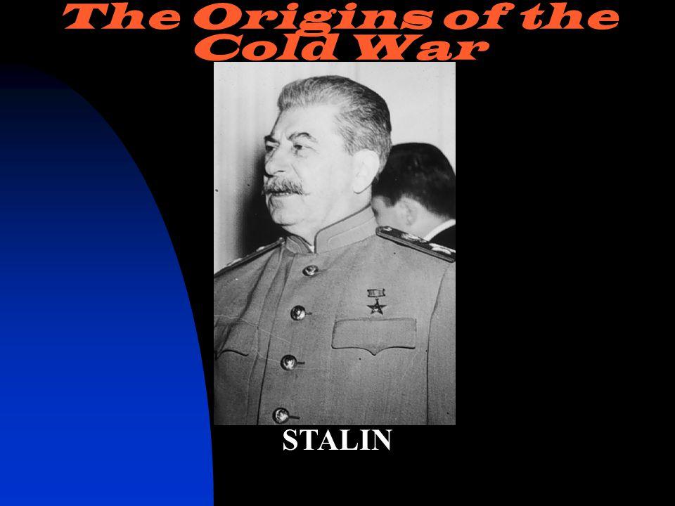 Jan.1945 Stalin asked U.S. for $6 billion loan FDR stalled Aug.