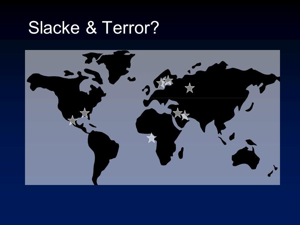 Slacke & Terror