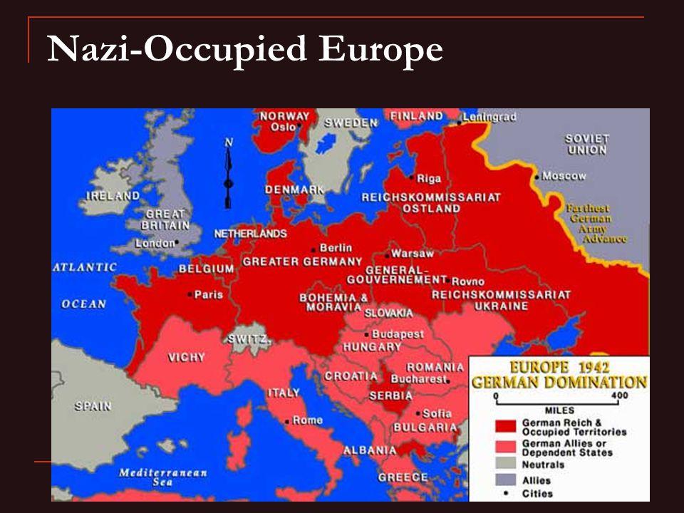 Nazi-Occupied Europe