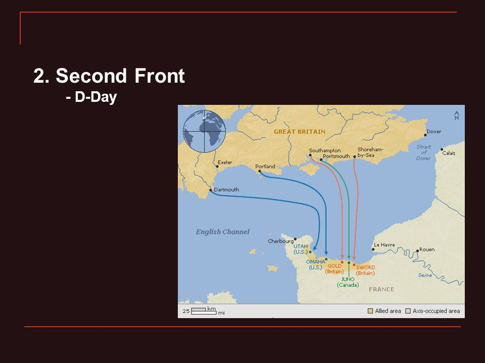 2. Second Front - D-Day